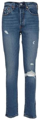 Levi's Slim Fit Ripped Jeans