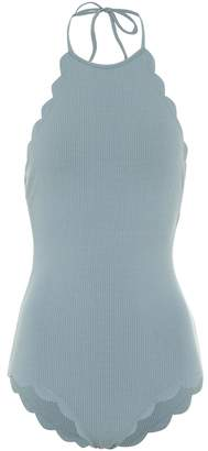 Marysia Swim Mott scalloped swimsuit