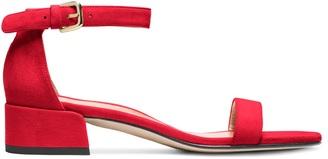 The Nudistjune Sandal $375 thestylecure.com