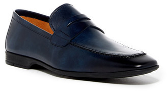 Magnanni Meruelo Penny Loafer $325 thestylecure.com