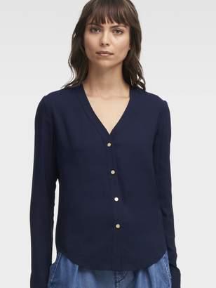 DKNY V-Neck Shirt