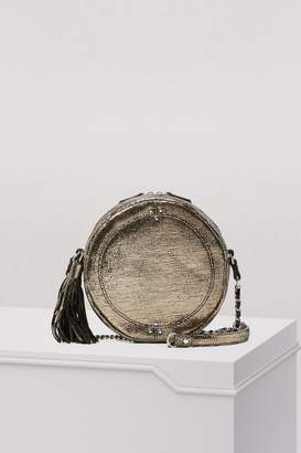 Jerome Dreyfuss Remi lame crossbody bag