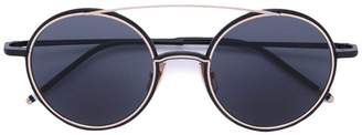 Thom Browne Eyewear round framed sunglasses