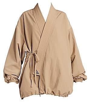 Balenciaga Women's Judo Windbreaker Jacket