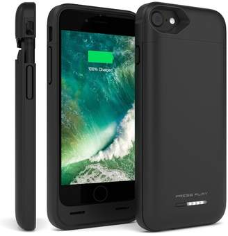 PRESS PLAY MFi Nero Battery iPhone 8/7 Case - Black