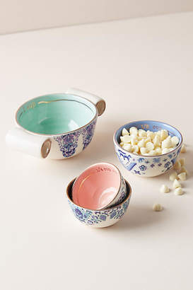 Anthropologie Lilia Measuring Cups, Set of 4