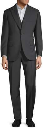 Brioni Men's Classic Peak Lapel Suit