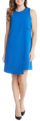 Women's Karen Kane Asymmetrical Shift Dress $139 thestylecure.com