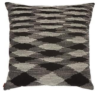 Missoni Home Visby Cotton Blend Cushion - Black White