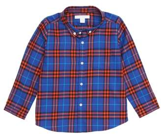 Burberry Fred Plaid Woven Shirt