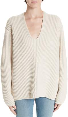 Acne Studios Deborah Oversized Wool Sweater