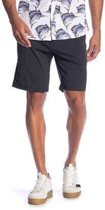 Micros Lonque Woven Golf Shorts