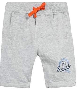 3 Pommes Boy's Summer Dressing Swim Shorts, (Gris Clair Chiné), (Size: 5A/6A)