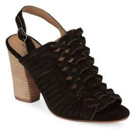 Lucky Brand Yvette Suede Sandals