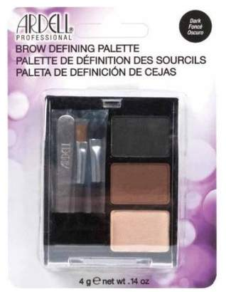 Ardell (3 Pack Brow Defining Palette - Dark