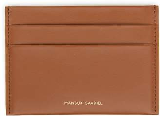Mansur Gavriel Calf Credit Card Holder