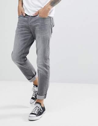 Jack and Jones Intelligence Jeans In Slim Fit