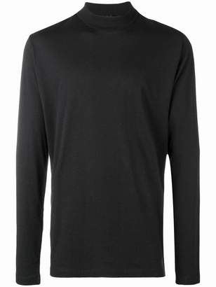 Diesel Black Gold plain long-sleeve T-shirt