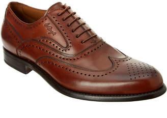 Bruno Magli Adamo Leather Oxford