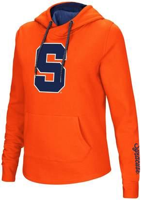 Women's Syracuse Orange Crossover Hoodie