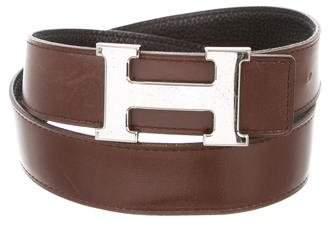 Hermes Reversible H 32mm Belt Kit