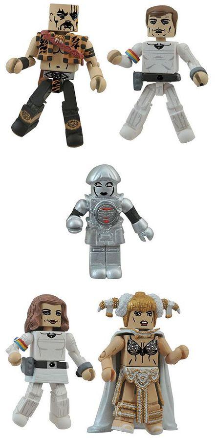 Diamond select toys Buck Rogers Minimates Box Set by Diamond Select Toys