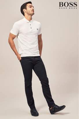 BOSS Mens Delaware Slim Fit Jean - Black