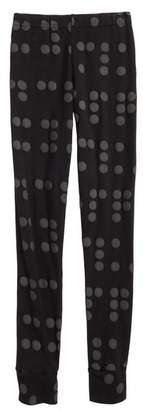 Nununu Braille Dot Leggings