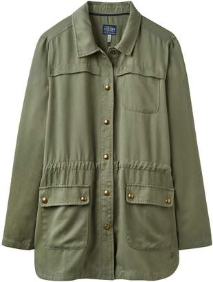 Joules Safari Jacket With Large Front Pocket