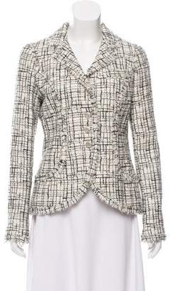 Chanel CC Tweed Jacket