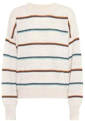 Etoile Isabel Marant Isabel Marant, Étoile Gatlin alpaca-blend sweater