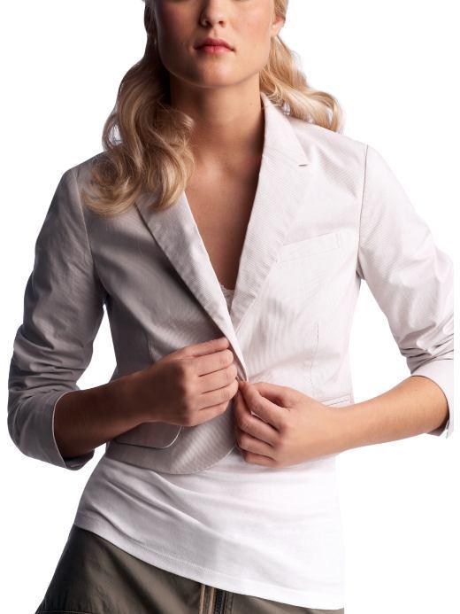 Gap Single-button blazer