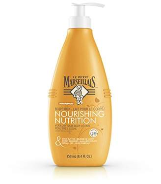 Le Petit Marseillais Nourishing Body Milk Lotion