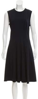Derek Lam Sleeveless A-Line Dress