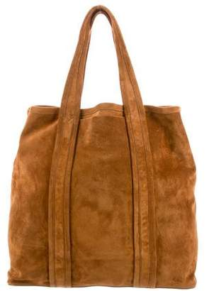 Pierre Hardy Suede Tote Bag