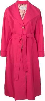 Etro mid-length trench coat