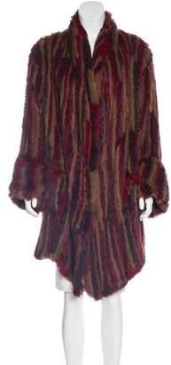 Antik Batik Blanca Fur Coat