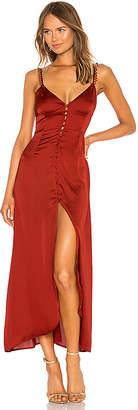 dcd5644425 For Love   Lemons Isabella Button Up Maxi Dress