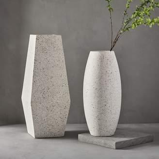 west elm Terrazzo Floor Vases