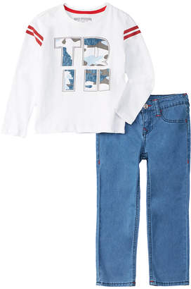 True Religion 2Pc Denim Set