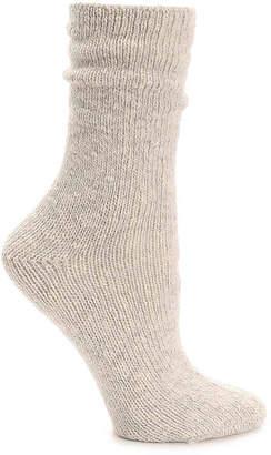 Lemon Country Marled Crew Socks - Women's