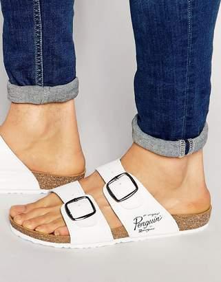 Original Penguin Slip On Sandals