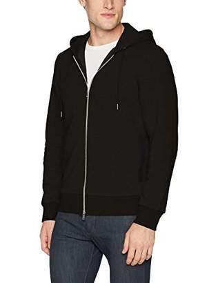 Theory Men's Fleece Front Zip Hoodie