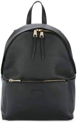 Furla top zipped backpack