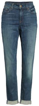 NYDJ Stretch Boyfriend Jeans