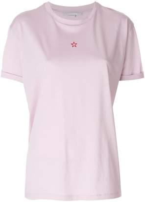 Stella McCartney star detail T-shirt