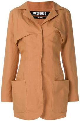 Jacquemus longline blazer jacket