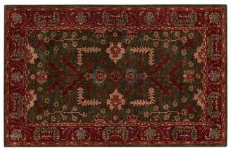 Pottery Barn Bijar Persian Rug - Multi