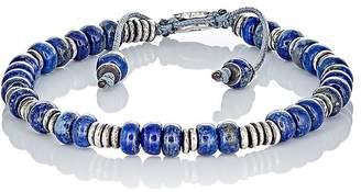 M. Cohen Men's Beaded Bracelet