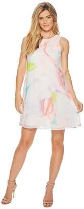 Calvin Klein Printed Trapeze CD8H887T Women's Dress